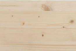 3-Schichtplatte Fichte astig Möbelqualität A/B